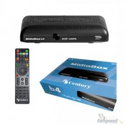 Receptor Century MidiaBox HDTV B4